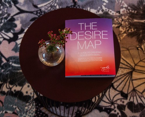 The Desire Map Workshop 2016